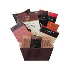 vancouver gift baskets bc chocolate gift free delivery the sweet basket pany