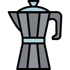 Svgcuts.com blog free svg files for cricut design space, sure cuts a lot and silhouette studio designer edition. Coffee Maker Icon Of Colored Outline Style Available In Svg Png Eps Ai Icon Fonts