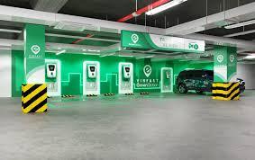 Cùng VinFast xây dựng hệ sinh thái trạm sạc xe điện trên toàn quốc