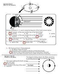earth in space worksheet – streamclean.info