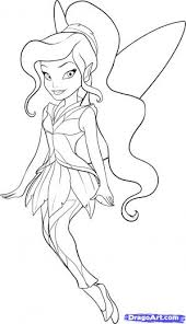 Small Picture Silvermist From Disney Fairies Coloring Page Download Print