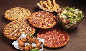 up to 38 off pizza at round table pizza