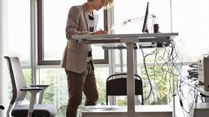 health benefit of standing desks not proven cal review shows abc news
