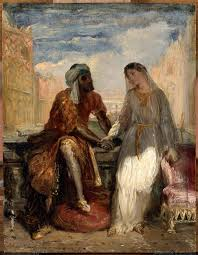 desdemona and the role of the female character in othello and  source