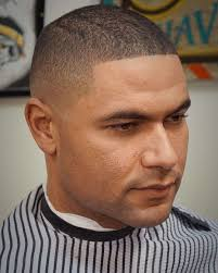 20 Masculine Buzz Cut Examples Tips How To Cut Guide