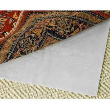 5x7 rug pad. Safavieh Carpet-to-Carpet Grid Rug Pad 5x7 T