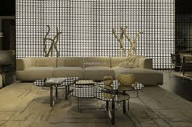 furniture industry nevertheless in the luxury sector i was really impressed with top brands coming up with so many new pieces and trends fendi casa