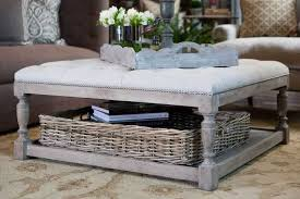 best small ottoman coffee table concept