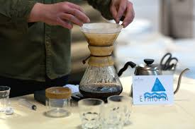 Some recipes will tell you how much coffee per liter or per cup. Chemex Brew Method How To Make A Chemex Coffee At Home