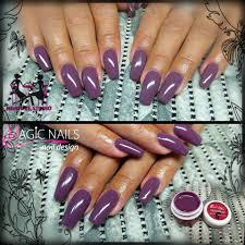 Gelové Nehty Inspirace č144 Magic Nails Gelové Nehty