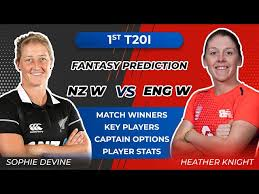 The match is scheduled to begin at 7:30 am ist (3:00 pm local time) from the wellington regional stadium on march 5, 2021. Video Nz W Vs En W Dream11 1st T20i Fantasy Tips