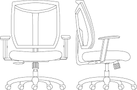 office chair drawing. Interesting Office Products Inside Office Chair Drawing
