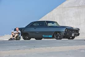 All Chevy black chevy nova : Going All On Black With Marcus Walther's Aggressive 1966 Chevy ...