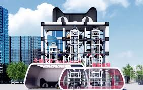 Smart Car Vending Machine Germany Awesome Alibaba To Sell Cars From A Vending Machine That Looks Like A Cat