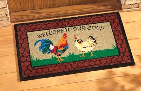 decoration catchy rooster kitchen rugs with roosters some designs of french country