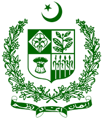 National Emblem of Pakistan.