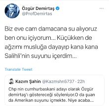"Özgür Demirtaş on Twitter: ""… """