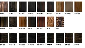 Freetress Wig Color Chart Freetress Color Charts