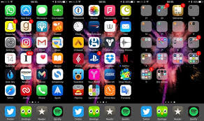 Life hack: how to best arrange your iPhone apps, one icon at a time ...