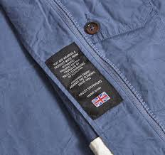 universal works wax cotton fistral