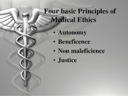 Image result for the four ethical pillars medicine