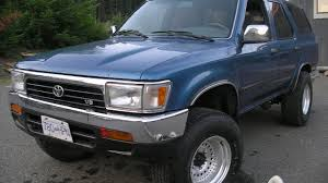 Reviews Toyota 4Runner 1992 - YouTube