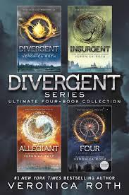divergent series ultimate four book collection divergent insurgent allegiant four ebook