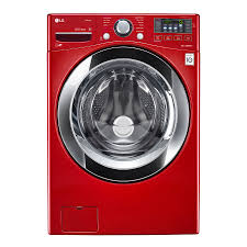 Frontload Washers Shop Lg 45 Cu Ft High Efficiency Stackable Front Load Washer