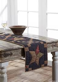 arlington quilted patchwork star table