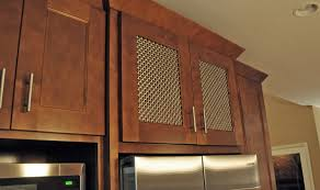 Wire Mesh For Cabinets Hickorywood Residence Remodel Banker Wire Project