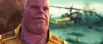 James Gunn Predicted Thanos Copter In ...