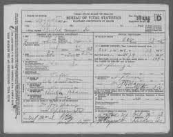 Maynard, Beulah in Texas Death Certificates - Fold3