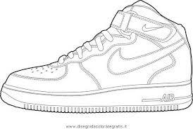 2 Colorare Nike Da Misti Disegno Xwvr56hhresultinggalileaonlinetvcom