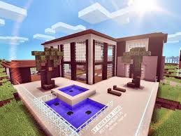 House Furniture Ideas 1000 Ideas About Modern Minecraft Houses