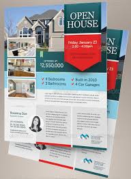 Real Estate Open House Flyer Template Open House Flyer Omfar Mcpgroup Co