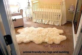 large white fur rug white fur rug unique sheepskin accent rug gy sheep premium faux fur
