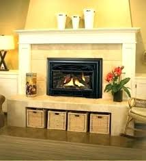 fireplace insert ideas electric inserts are all the rage surround trim two sided gas stunning double fireplace insert ideas