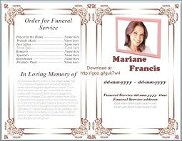 microsoft office funeral program template free funeral program template for word 6 church microsoft theater