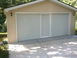 retractable garage door screens canada doors enchanting with idea