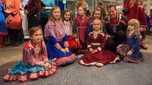 Bilderesultat for samiske barna