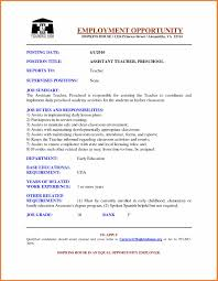 Famous Nursery Teacher Resume India Pictures Inspiration Entry