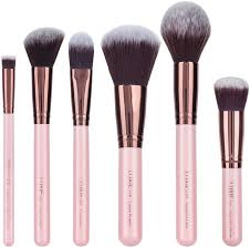 free essentials face brush set luxie beauty