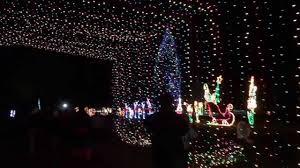 Vasona Holiday Lights Vasona Lights 2013
