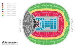 Taylor Swift At Wembley Stadium Tickets Stage Times And
