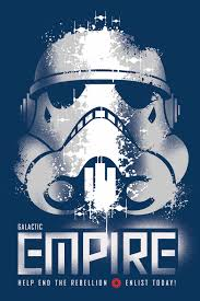 Star Wars Light Up Poster Star Wars Propaganda Posters Just Might Convince You To