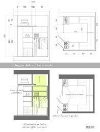 Cabina armadio misure e materiali per realizzarla arredamento
