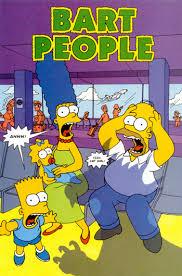 Bart Simpsonu0027s Treehouse Of Horror 021 2015  Viewcomic Reading Bart Treehouse Of Horror