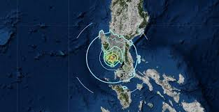 Manila — a strong earthquake struck the southern philippine island of mindanao on thursday, killing at least five people and rattling an area still unsettled from a quake that killed at several people two days before. Earthquake Shakes Philippines Leaving Five Dead North Of Manila