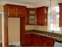 Kitchen Cabinets Crown Molding Installing Crown Molding On Kitchen Cabinets Amys Office