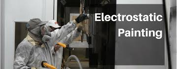 electrostatic painting efficient and cost effective